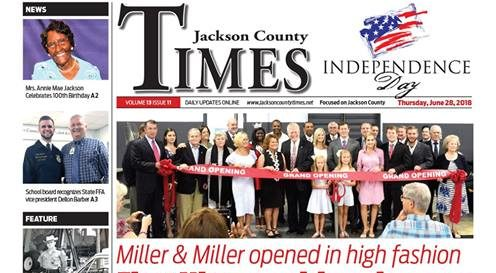 Jackson County Times - Focused on News in Jackson County